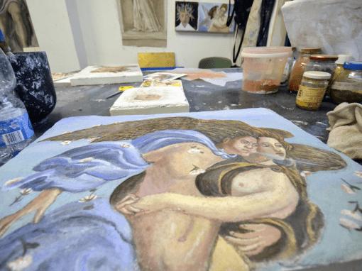 Antiguo Fresco